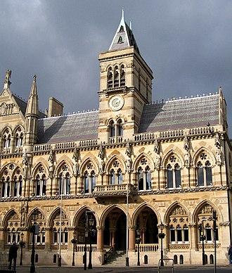 Guildhall - Guildhall, Northamptonshire