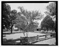 Northeast oblique - Bastrop State Park, Refectory, Bastrop, Bastrop County, TX HABS TX-3522-A-6.tif