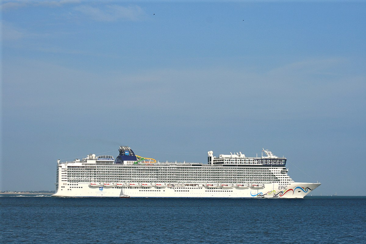 Norwegian Epic Wikipedia