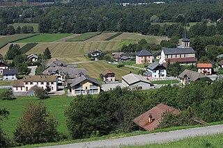 Notre-Dame-des-Millières Commune in Auvergne-Rhône-Alpes, France