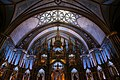 Notre-Dame Roman Catholic Church Basilica - Montreal 07.jpg