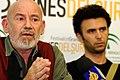 Nouri Bouzid and Lotfi Abdelli, Cines del Sur 2007.jpg