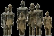 تاريخ مصر القديمة(الأسرة الكوشية) - صفحة 2 220px-NubianPharoahs