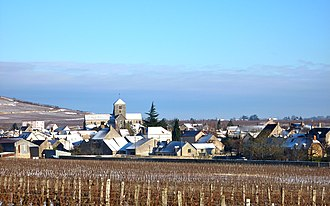 Nuits-Saint-Georges - Image: Nuits St Georges (France Burgundy)