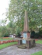 Nunnerley memorial