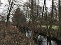 Nuthe-Urstromtal Woltersdorf Steinerfließ südlich der Walkmühle Blick nach Süden.jpg