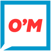 O'Malley for President 2016 Logo.png