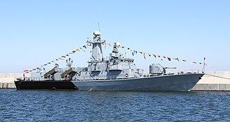 Polish Navy - ORP Grom