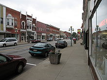 Oak Harbor, Ohio as viewed from Water Street.JPG