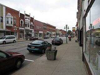 Oak Harbor, Ohio Village in Ohio, United States