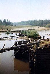 Обь-Енисейский канал — Википедия: https://ru.m.wikipedia.org/wiki/Обь-Енисейский_канал