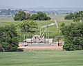Obenour 2 oil well - Evanson Place - Arnegard North Dakota - 2013-07-04 (9287217135).jpg