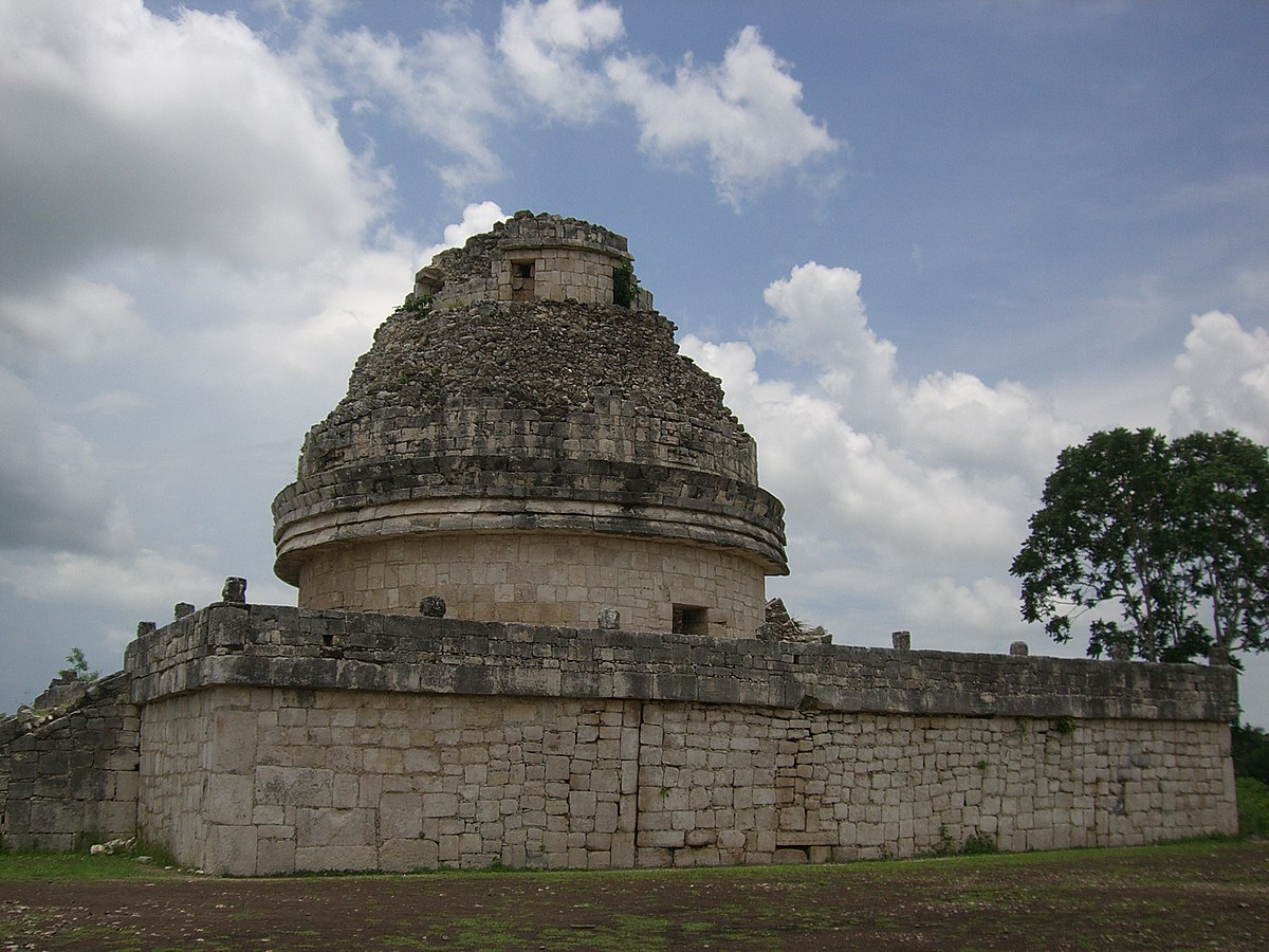 El caracol arquitectura wikipedia la enciclopedia libre for Civilizacion maya arquitectura