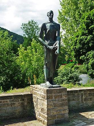 Wieland Förster - Image: Od F Denkmal 2