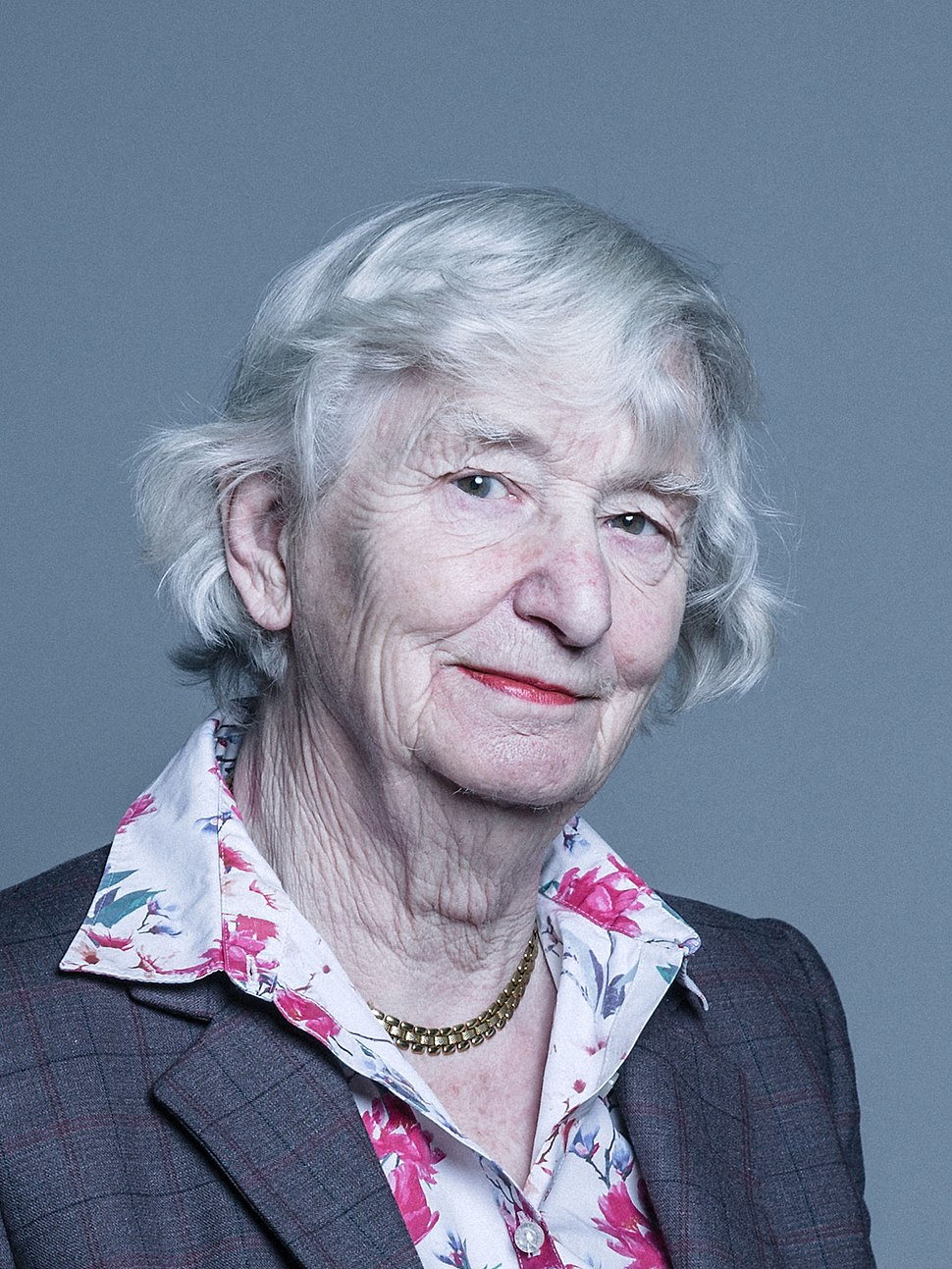 Official portrait of Baroness Hilton of Eggardon crop 2