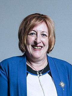 Yvonne Fovargue British Labour politician