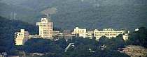 Okayama University of Science schoolhouse county.JPG