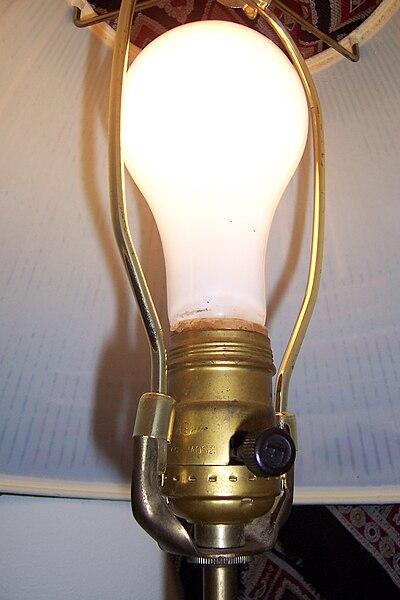 Sylvania  Watt Soft White Decorative Flicker Flame Incandescent Light Bulb