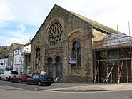 Old Drill Hall Falmouth