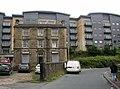 Old and new housing, Birkhouse Lane, North Crosland, Lockwood - geograph.org.uk - 493194.jpg