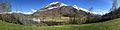 Oldenbukta Nordfjord Stryn Sogn og Fjordane Panorama02 MV Britannia P & O Cruises 2014-04-28.JPG