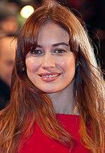 Schauspieler Olga Kurylenko