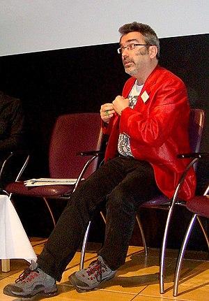 Oliver Morton (science writer) - Oliver Morton in 2007