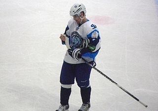 Olivier Magnan Canadian ice hockey defenceman