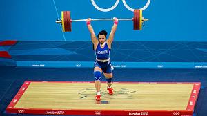 2012年夏季奥林匹克运动会举重比赛-女子75公斤级