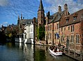 On the Canal, Bruges (9128682160).jpg