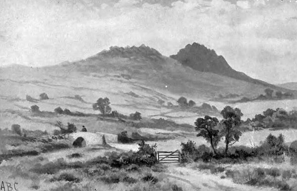 On the Meavy-A Book of Dartmoor.jpg