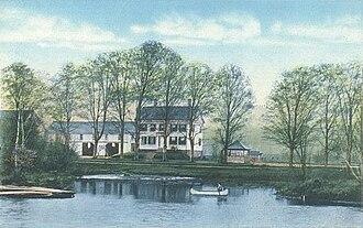 Berwick, Maine - Image: On the Salmon Falls River, Berwick, ME