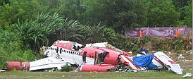 One-Two-Go Airlines HS-OMG wreckage.jpg