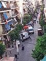Open air Fruit Fleemarket in Athens Chiou Street Metaxourgeio 01.jpg