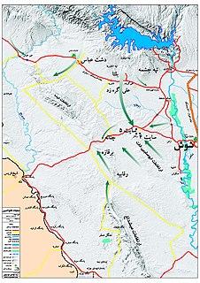 Operation Fath ol-Mobin Military operation