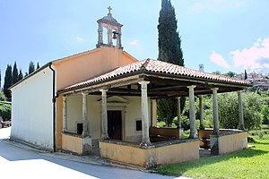 Oprtalj - Image: Oprtalj – Crkva Sveti Marije 01