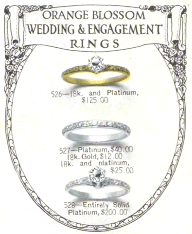 File Orange Blossom Wedding And Engagement Rings Png Wikimedia Commons