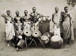 Akan Drum - Image: Orchestra impa abmpix 17288
