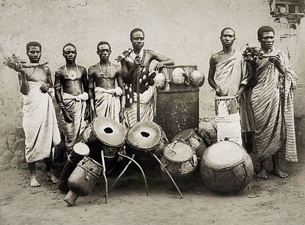 Sub-Saharan African music traditions - Wikiwand