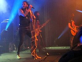 Orphaned Land in 2016