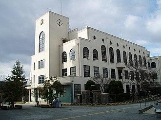 Osaka University of Commerce - Tanioka Memorial Hall