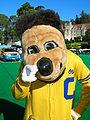 Oski pregame at UCLA at Cal 2008-10-25.JPG