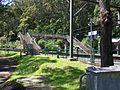 Otford station footbridge from exterior.jpg