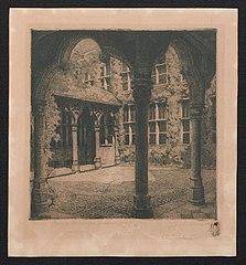 Oude Beurs Antwerpen [van ca. 1515]