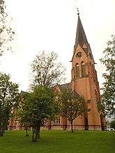 Fil:Ovikens nya kyrka4.jpg