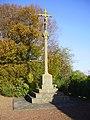 Ovillers-la-Boisselle, calvaire breton à la mémoire des soldats bretons du 19e régiment d'infanterie tombés, le 17 décembre 1914.jpg
