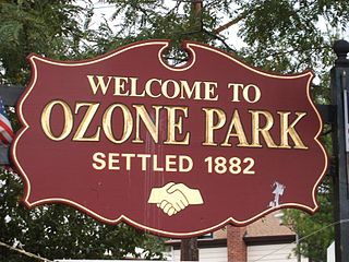 Ozone Park, Queens Neighborhood of Queens in New York City