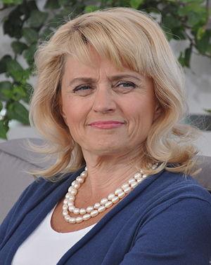 Päivi Räsänen - Räsänen in 2015