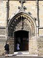 Péronne église (façade Ouest) portail de droite 1.jpg