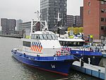 P1 police boat of the Netherlands.JPG